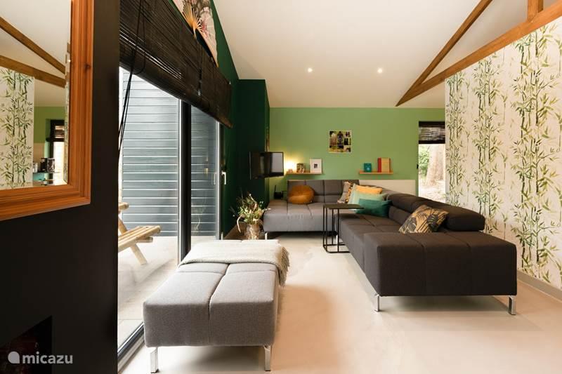 Vakantiehuis Nederland, Overijssel, Rheezerveen Bungalow Zen-bungalow