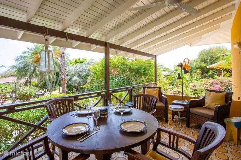 Vacation rental Curaçao, Curacao-Middle, Piscadera Bungalow Piscadera Bay Resort 85