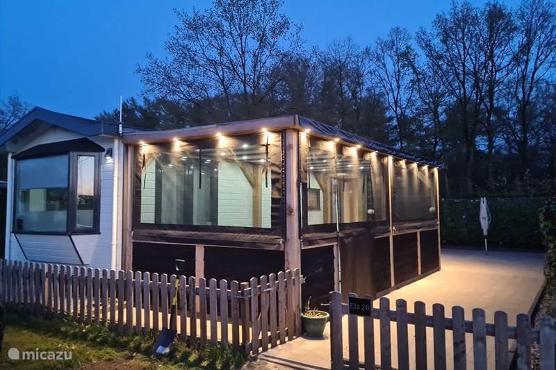 Vakantiehuis Nederland, Overijssel, Heino Chalet Chalet Sanmi