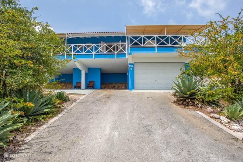 Vakantiehuis Curaçao, Curacao-Midden, Piscadera Bungalow Piscadera Bay Resort 104
