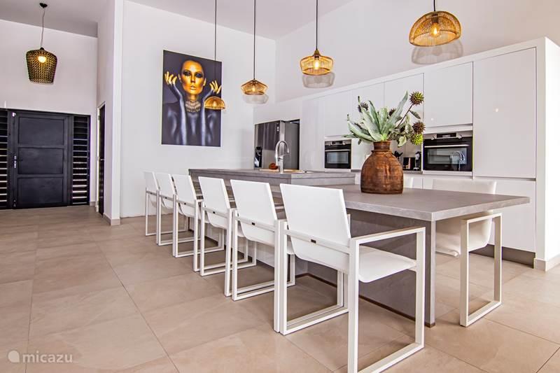 Vacation rental Curaçao, Banda Ariba (East), Jan Thiel Villa Bon Bida Biskania (Vista Royal)