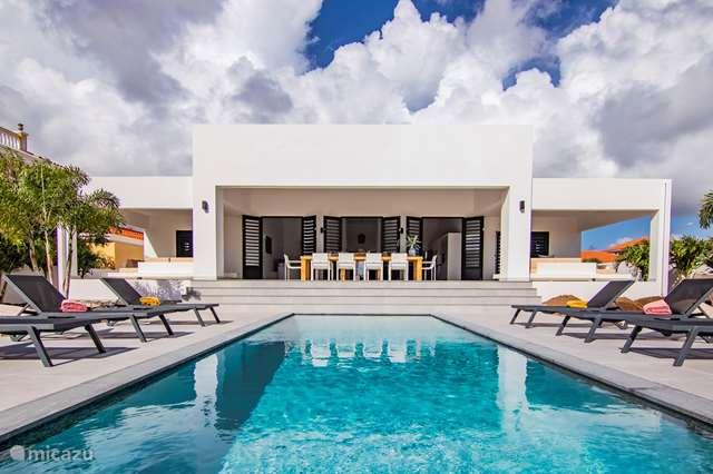 Vacation rental Curaçao, Banda Ariba (East), Caracasbaai - villa Bon Bida Biskania (Vista Royal)