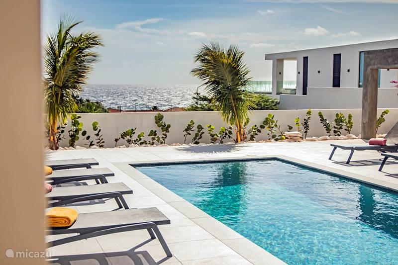 Vacation rental Curaçao, Banda Ariba (East), Jan Thiel Villa Brand new villa