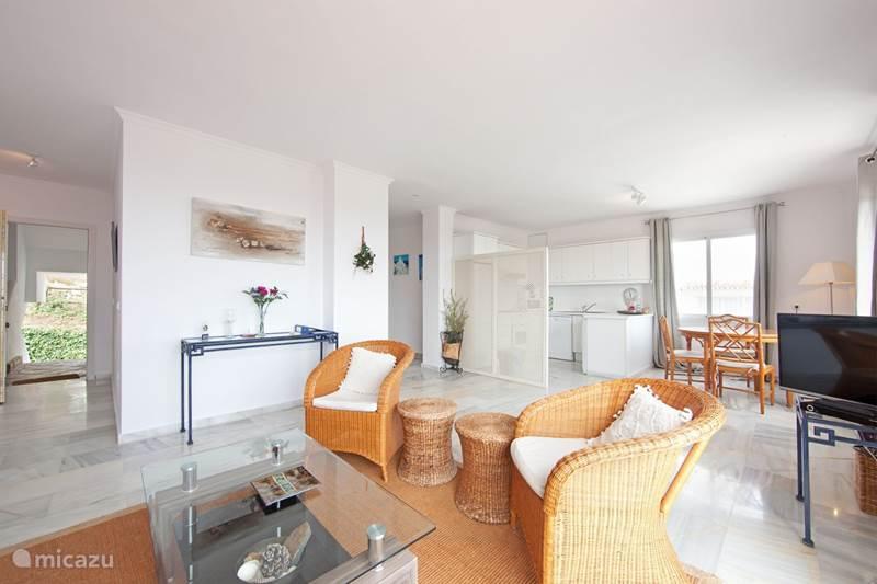 Vakantiehuis Spanje, Andalusië, Ojén Appartement Jacarandas de Elviria