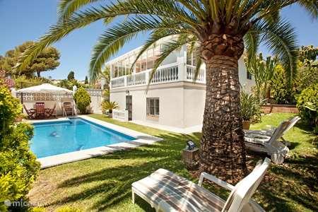 Vakantiehuis Spanje, Costa del Sol, Marbella villa Villa Costa del Sol
