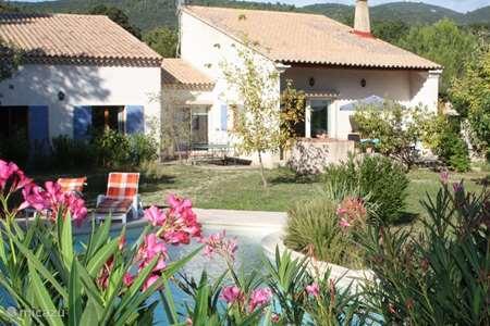 Vakantiehuis Frankrijk, Vaucluse, Puget-sur-Durance vakantiehuis Les Beaumes