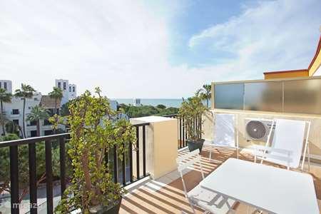 Vakantiehuis Spanje, Costa del Sol, Marbella studio Romana Playa 441, Strand Studio