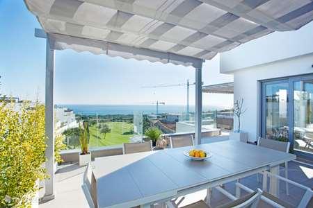 Vakantiehuis Spanje – appartement Terrazas de Marbella, Cabopino