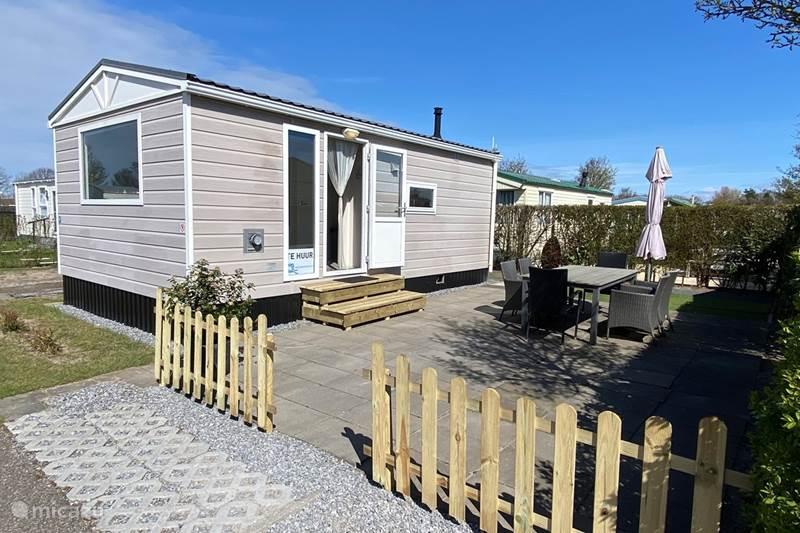 Vakantiehuis Nederland, Zeeland, Renesse Chalet VZ466 Vakantiehuis Renesse