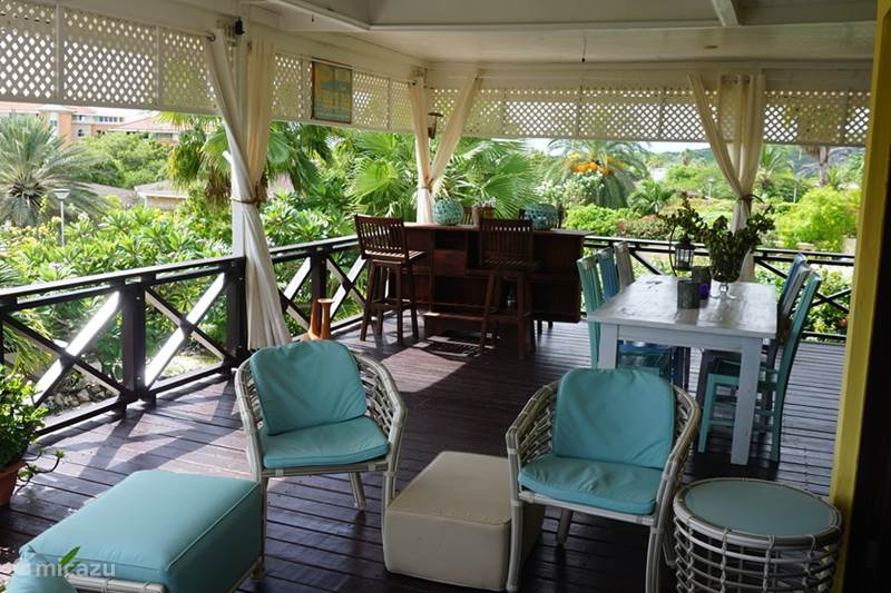 Vacation rental Curaçao, Curacao-Middle, Piscadera Holiday house Spacious holiday home with sea view