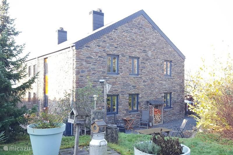 Ferienwohnung Belgien, Ardennen, La Roche-en-Ardenne Appartement Wohnung Ciëlle
