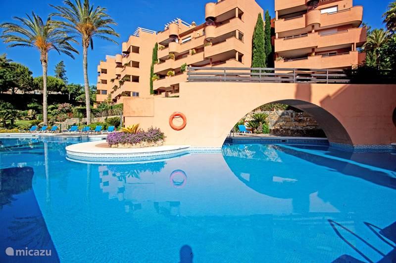 Vakantiehuis Spanje, Andalusië, Ojén Appartement  El Vicario Elviria