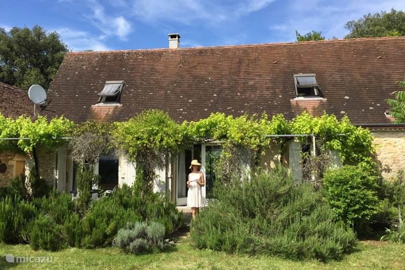 Vakantiehuis Frankrijk, Lot, Nadaillac-de-Rouge Vakantiehuis Las Costes