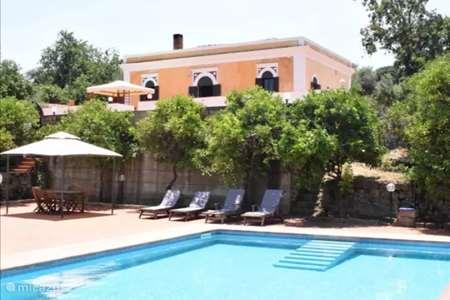 Vakantiehuis Italië, Sicilië – villa Villa Cirico