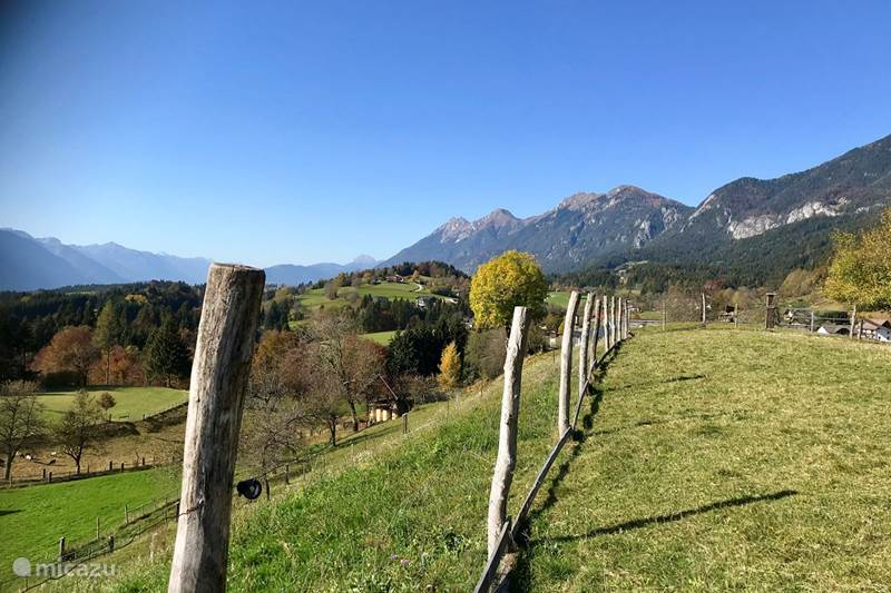 Vacation rental Austria, Carinthia, Kerschdorf/Nötsch Apartment Haus Tilia / Apartment Spitzegel