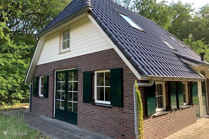 Vakantiehuis Nederland, Overijssel, Lemele Vakantiehuis Vakantiewoning in bosrijke omgeving