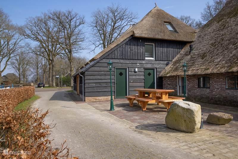 Vakantiehuis Nederland, Drenthe, Ansen Vakantiehuis Erve Middendorp