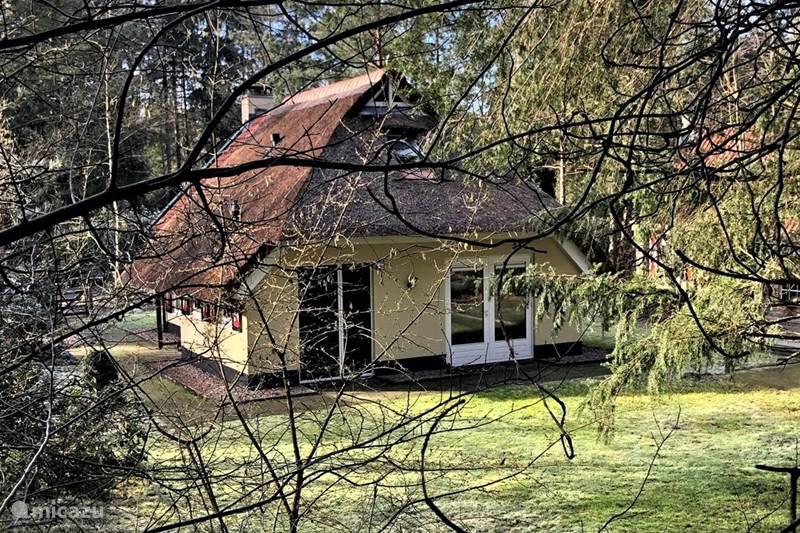 Vakantiehuis Nederland, Drenthe, Diever Vakantiehuis Gezellig Cottage Vakantiehuis Diever