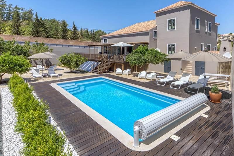 Vakantiehuis Portugal, Algarve, Ferragudo Villa Villa Cocheira   Strandvilla