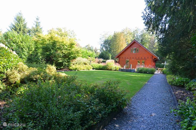 Vakantiehuis Nederland, Gelderland, Epe Vakantiehuis Villa Heidebos