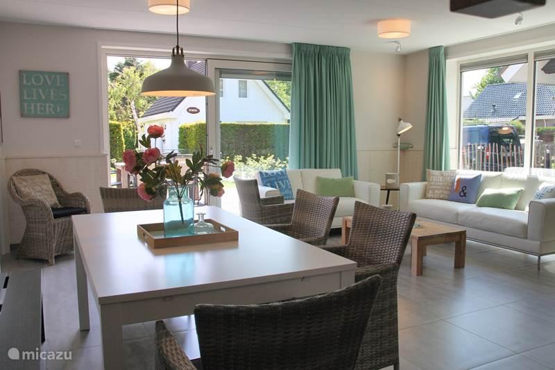 Vakantiehuis Nederland, Noord-Holland, Sint Maarten Villa Duinhuis 40 West