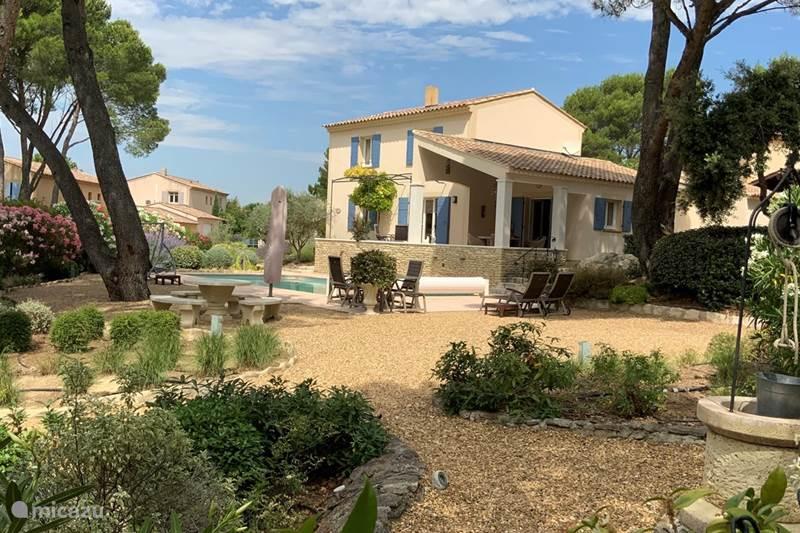 Vakantiehuis Frankrijk, Vaucluse, Saumane-de-Vaucluse Vakantiehuis Vie à la Campagne