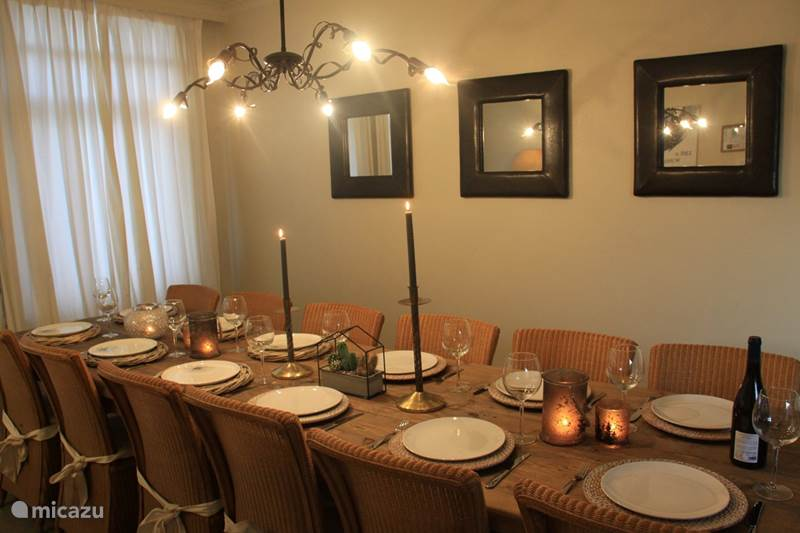 Vacation rental Belgium, West Flanders, Pervijze Holiday house Holiday home Huize Pervijze