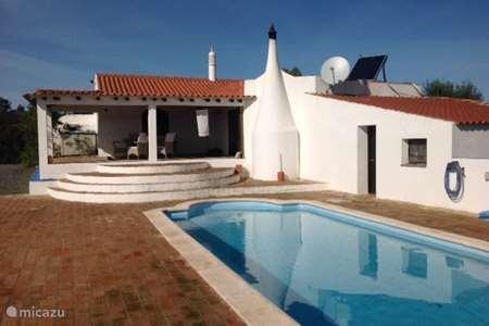 Vakantiehuis Portugal, Alentejo, Ourique - vakantiehuis Monte Novo da Ribeira