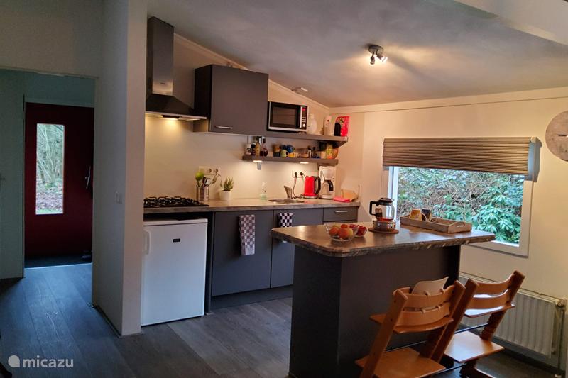 Vakantiehuis Nederland, Drenthe, Exloo Bungalow Gerenoveerd, modern en comfortabel.