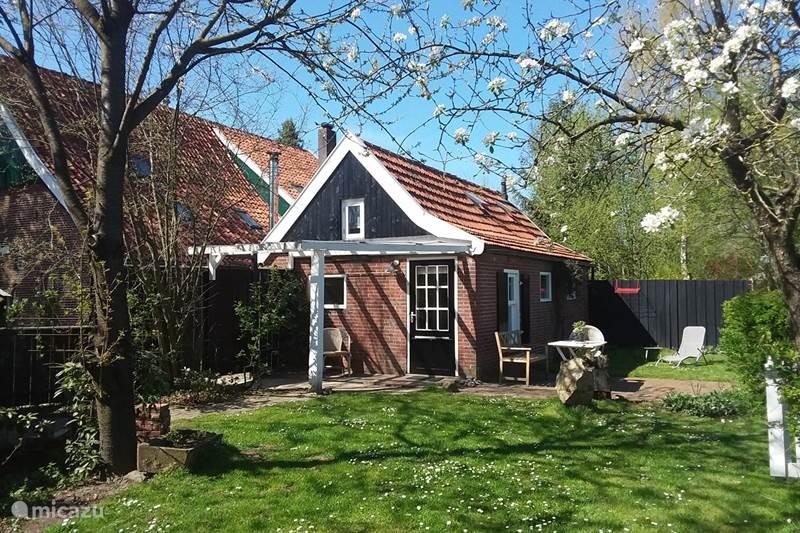 Vakantiehuis Nederland, Gelderland, Winterswijk Vakantiehuis Klein Klein N'jenhoes