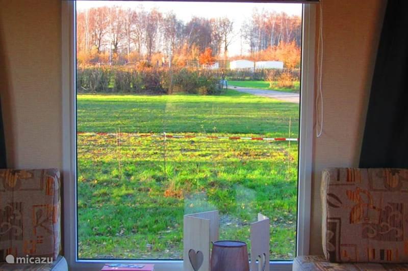 Vakantiehuis Nederland, Overijssel, Diepenheim Stacaravan Mooie plek aan de bosrand
