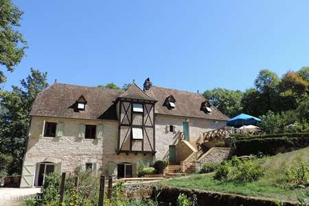 Vacation rental France, Lot, Thémines villa Moulin de ma Mère