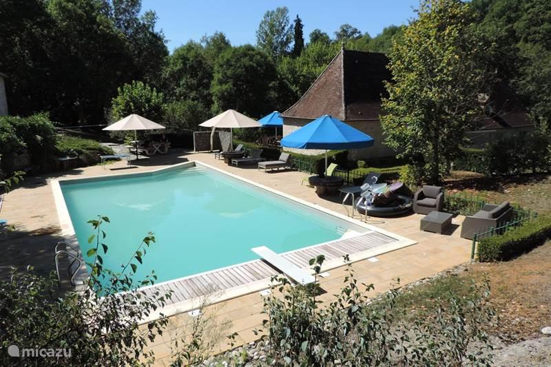 Vakantiehuis Frankrijk, Lot, Thémines Villa Moulin de ma Mère