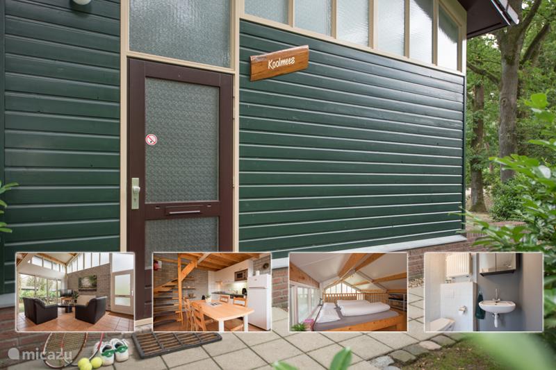 Vakantiehuis Nederland, Noord-Brabant, Heesch Bungalow Koolmees
