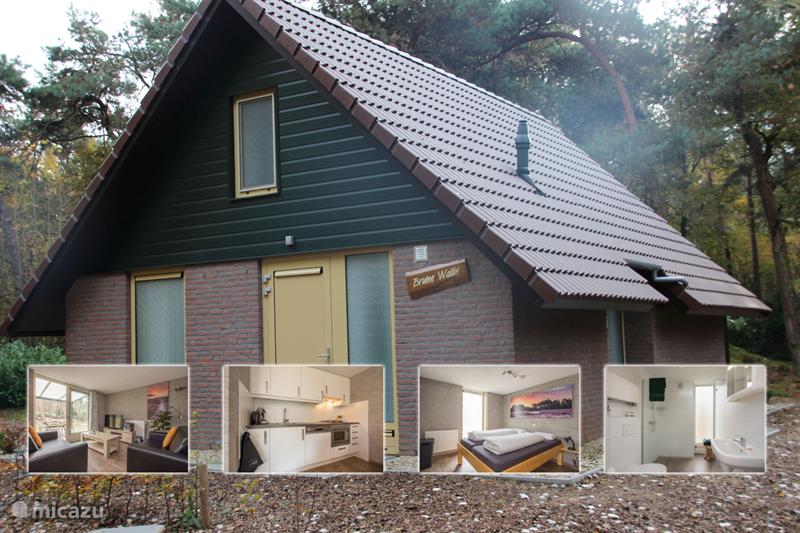Vakantiehuis Nederland, Noord-Brabant, Heesch Bungalow Bruine Walibi