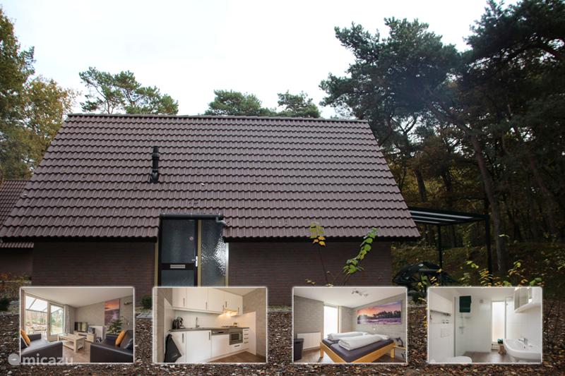 Vakantiehuis Nederland, Noord-Brabant, Heesch Bungalow Witte Walibi