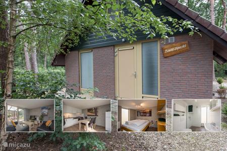 Vakantiehuis Nederland, Noord-Brabant, Heesch bungalow Bonte Specht