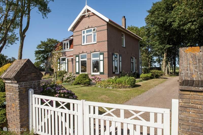 Vakantiehuis Nederland, Noord-Holland, Egmond-Binnen Villa Villa Duindoorn, bij zee en strand.