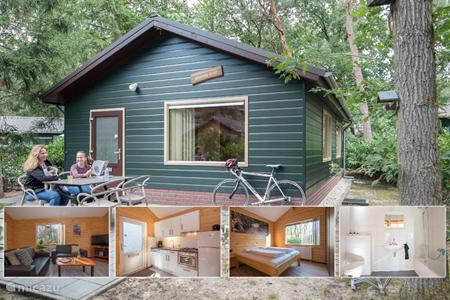 Vakantiehuis Nederland, Noord-Brabant, Heesch bungalow Goudooggans
