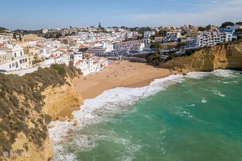 Vakantiehuis Portugal, Algarve, Carvoeiro Appartement Belo Mar Luxury Sea View Apartement