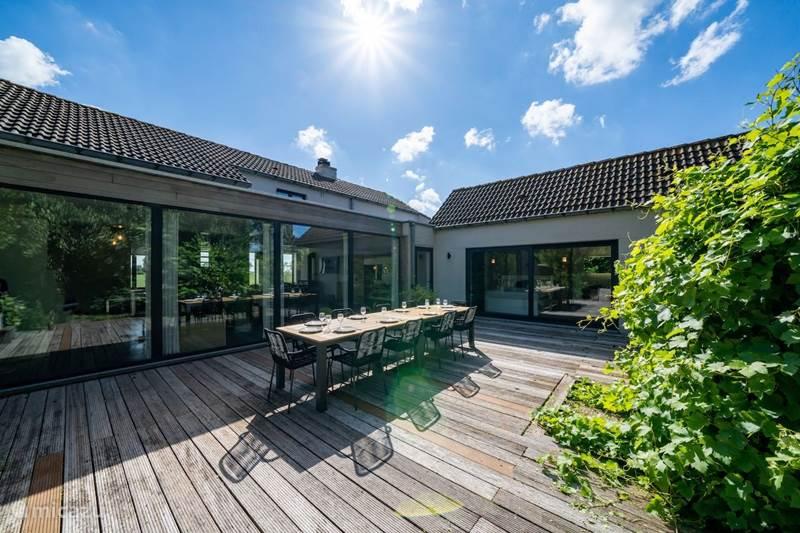 Vakantiehuis België, West-Vlaanderen, Pervijze Vakantiehuis 't Groenzicht