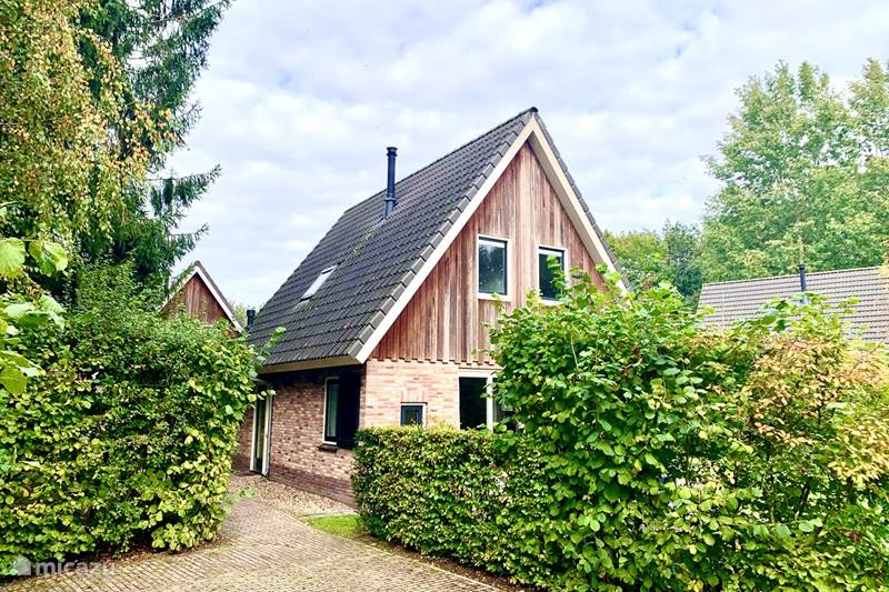 Vakantiehuis Nederland, Drenthe, Exloo Vakantiehuis Puur Borgervilla