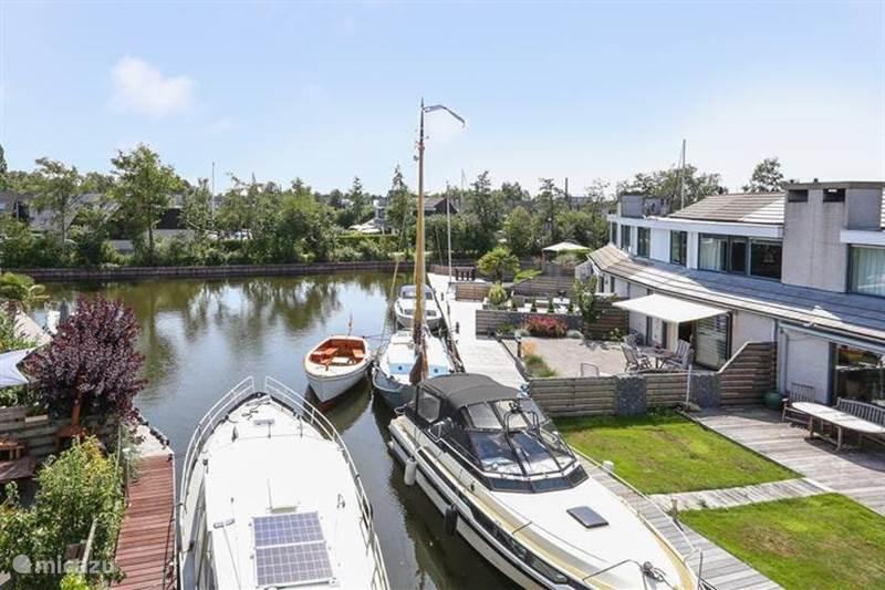 Vakantiehuis Nederland, Friesland, Lemmer Vakantiehuis Riverside Lemmer