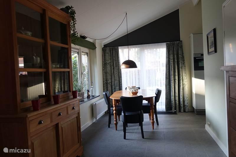 Vakantiehuis Nederland, Gelderland, Putten Vakantiehuis Luxe, volledig ingerichte woning