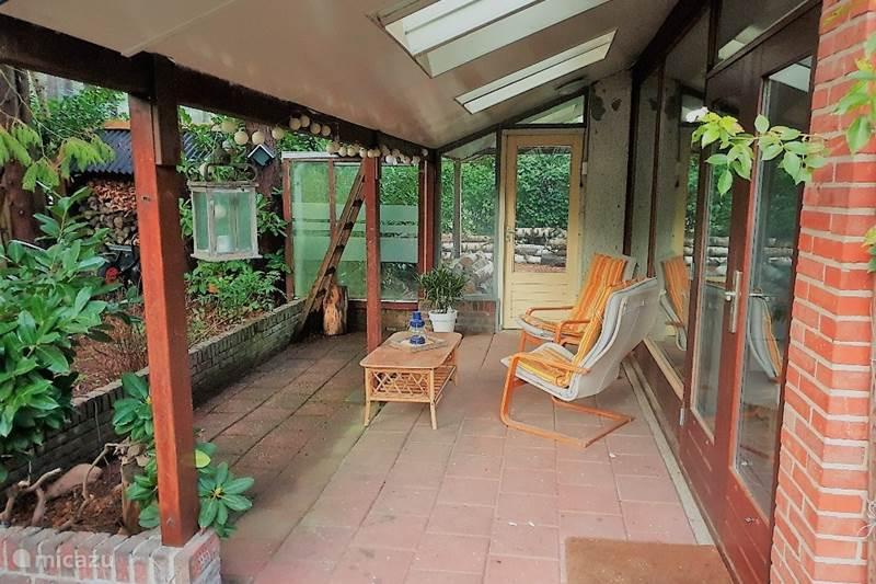 Vakantiehuis Nederland, Overijssel, Holten Vakantiehuis Es Vedra ( houtgestookte hottub )