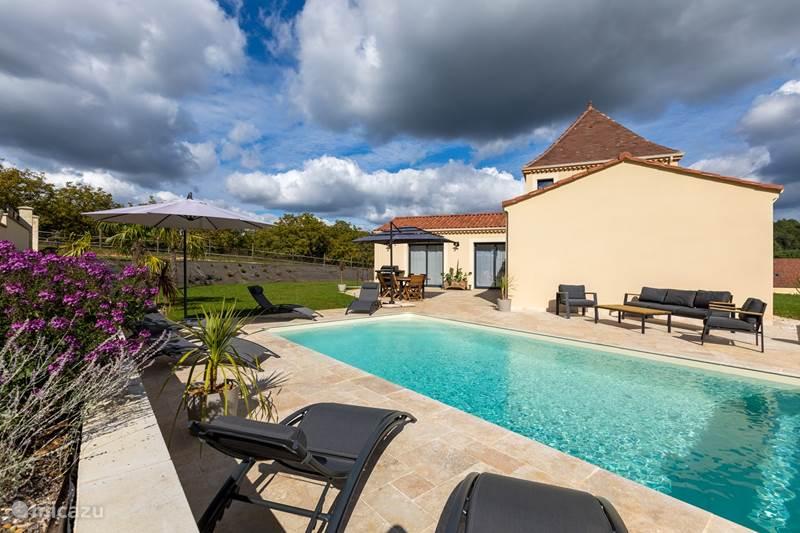 Vakantiehuis Frankrijk, Dordogne, Sarlat-la-Canéda Vakantiehuis La Soara
