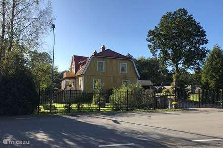 Vakantiehuis Zweden – appartement Hoefijzergårds Guesthouse