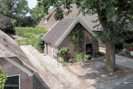 Vakantiehuis Nederland, Drenthe, Benneveld vakantiehuis Tiny House Benneveld