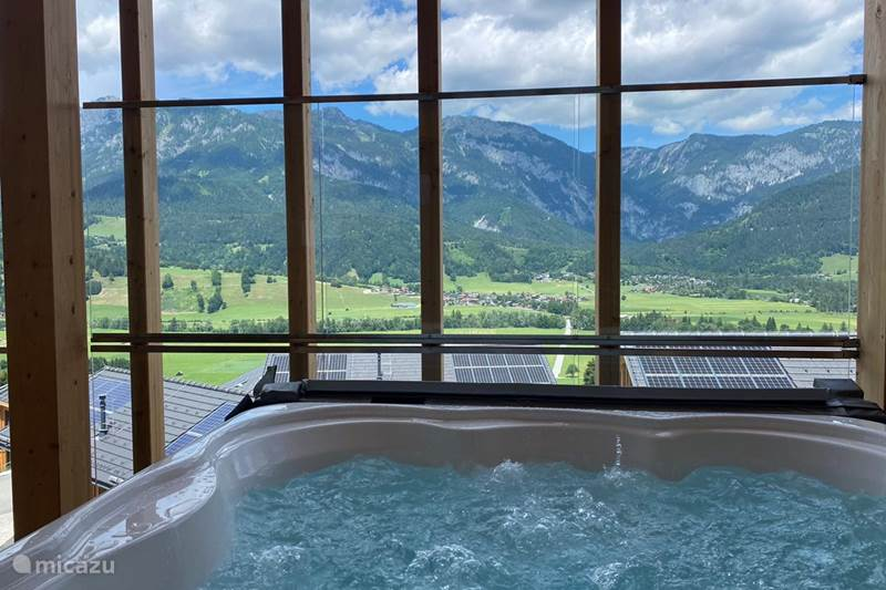 Vacation rental Austria, Styria, Haus Im Ennstal Apartment Planai apartment with gallery