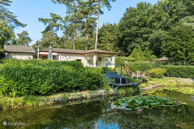 Vakantiehuis Nederland, Gelderland, Bennekom Chalet Chalet De Luxe Berg
